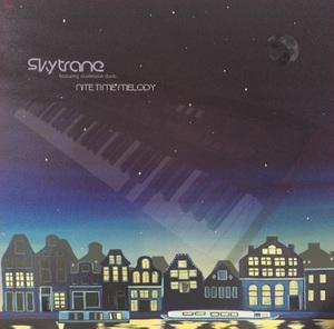 Single Cover Sky Trane - Nite Time Melody