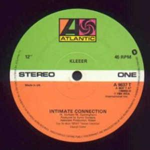 Single Cover Kleeer - Intimate Connection