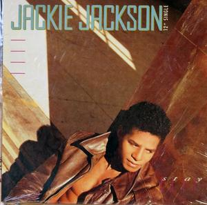 Single Cover Jackie - Stay Jackson