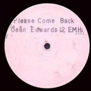 Single Cover Dean - Please Come Back Edwards