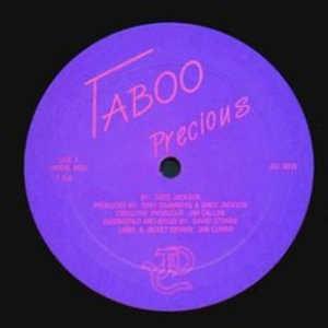 Single Cover Precious - Taboo