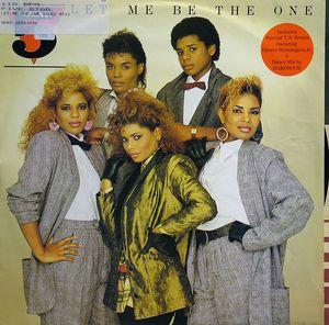 Single Cover Five Star - Let Me Be The One
