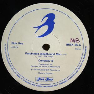 Single Cover Company B - Fascinated