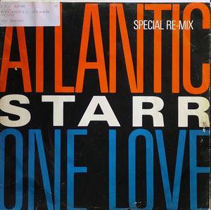 Single Cover Atlantic Starr - One Love