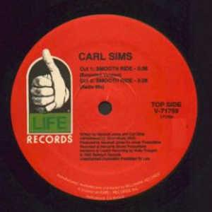 Single Cover Carl - Smooth Ride Sims