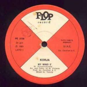 Single Cover Korja - My Mind
