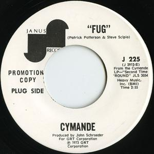 Single Cover Cymande - Fug