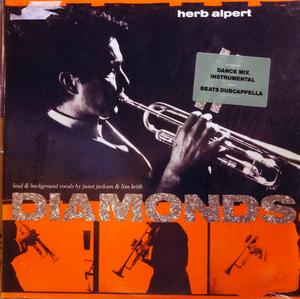 Single Cover Herb - Diamonds Alpert