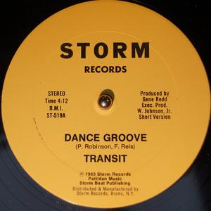 Single Cover Transit - Dance Groove