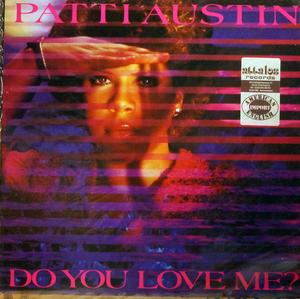Single Cover Patti - Do You Love Me? Austin