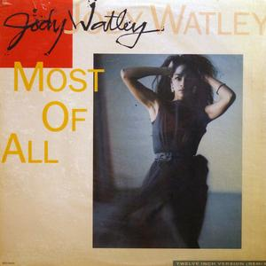 Single Cover Jody - Most Of All Watley