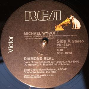 Single Cover Michael - Diamond Real Wycoff