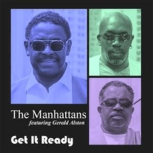 Single Cover The - Get Ready Manhattans