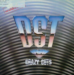 Single Cover D.s.t - Crazy Cuts