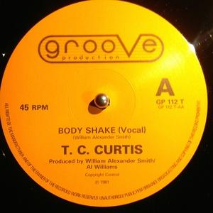 Single Cover T.c. - Body Shake Curtis