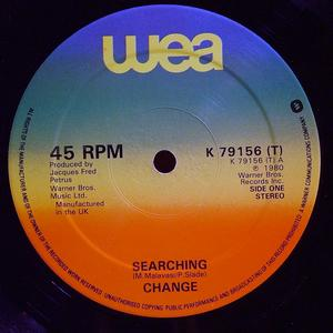 Single Cover Change - Searching