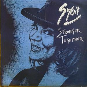 Single Cover Sybil - Stronger Together