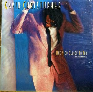 Single Cover Gavin - One Step Closer To You Christopher