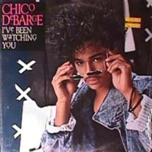 Single Cover Chico - I've Been Watching You Debarge