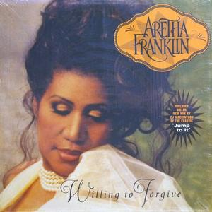 Single Cover Aretha - Willing To Forgive Franklin