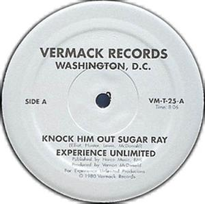 Single Cover E.u. - Knock Him Out Sugar Ray
