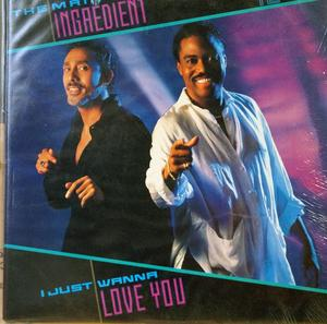 Single Cover The - I Just Wanna Love You Main Ingredient