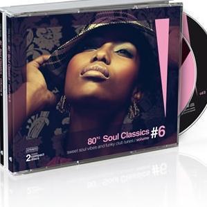 Various Artists - 80's Soul Classics #6