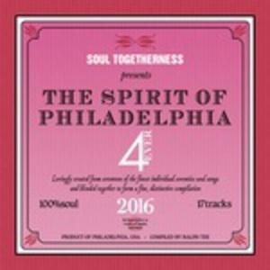 Various Artists - The Spirit Of Philadelphia 4Ever