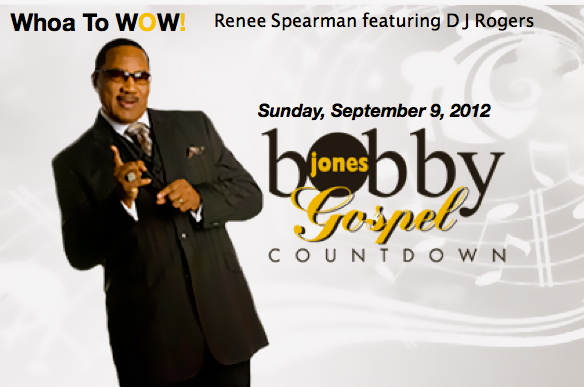 whoa to wow debuts on bobby jones gospel.