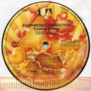 Southroad Connection - Positive Energy