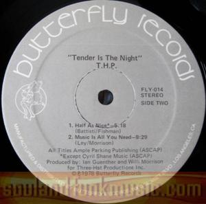 Thp Orchestra - Tender Is The Night