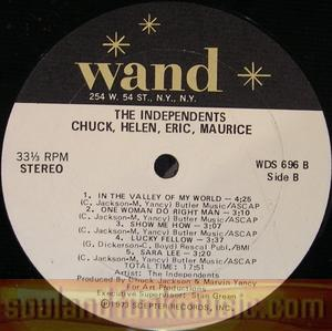 The Independents - Chuck, Helen, Eric, Maurice
