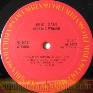 Eric Gale - Ginseng Woman
