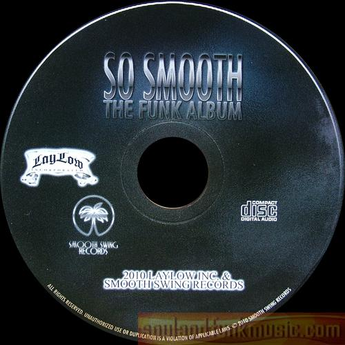 Various Artists - So Smooth The Funk Album (produced By Wadz)