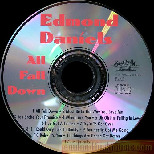 Edmond Daniels - All Fall Down