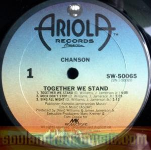 Chanson - Together We Stand