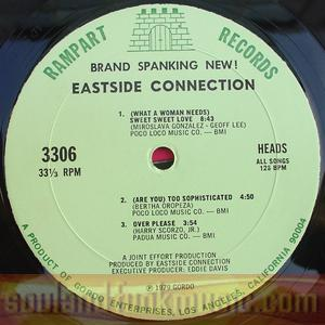 Eastside Connection - Brand Spanking New !