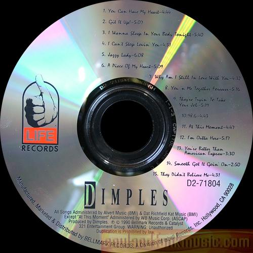 Fields Richard Dimples - Dimples