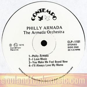The Armada Orchestra - Philly Armada